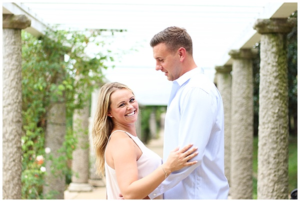 Megan + Scott's Maymont Maternity Shoot